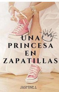 Una princesa en zapatillas ©️ cover