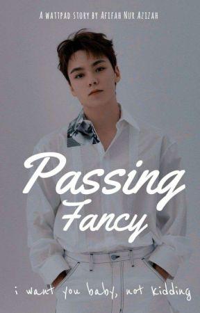 Passing Fancy || Vernon Chwe [INDONESIA] by ayofollowfollowan
