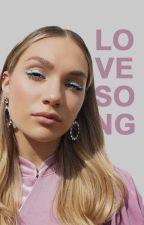 ✓   love song → joshua bassett by valkyraes