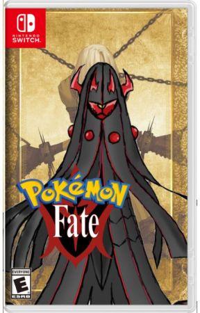 Pokemon Fate Version by MisakaLovesYou