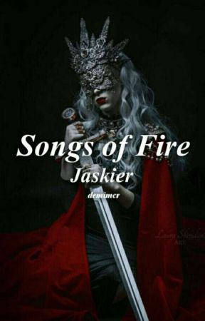 Songs of Fire °Jaskier, The Witcher by demimcr