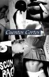 CUENTOS DE MEDIANOCHE - Cortos Eróticos Gay cover