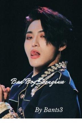 Bad Boy Seonghwa by Bants3