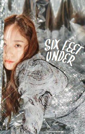 Six Feet Under // Tony Stark by alittlebitbias