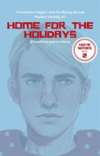 """Home for the Holidays: Bonus """"CIWYW"""" Story (Trans!Steve and Pan!Bucky Modern AU) by loveforpreserumsteve"""