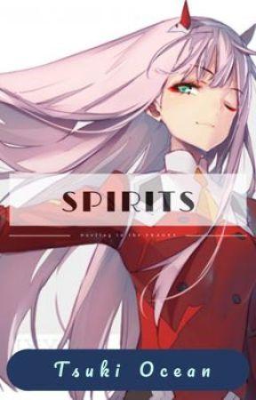 Spirits: A Darling in the FRANXX Story (AU) [Hiatus] by xiileaf