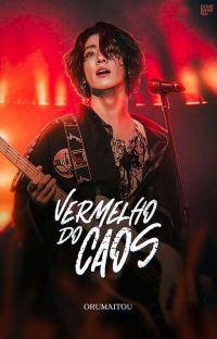 VERMELHO DO CAOS • jjk + pjm cover