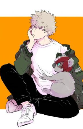 Magical Hero Bakugou Katsuki (TodoBaku) by Taiyou_Nii_chan