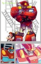 Silvery Love by MapelFlower