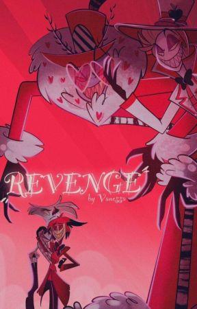 REVENGE [Hazbin Hotel] by Vanexa28
