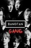 Bangtan  Gang // Love Story ❤️ AU cover