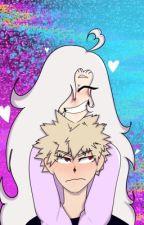Kinda Glitchy [Katsuki Bakugo x reader] by phroggei