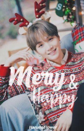 Merry & Happy    Yoonmin  by HarunoFlower