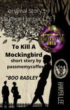 To Kill A Mockingbird by passmemycoffee