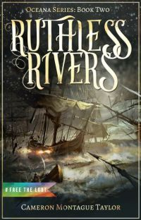 Ruthless Rivers | Oceana Book II cover