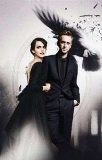 Falling In Love With A Malfoy -Dramione Fanfic- cover