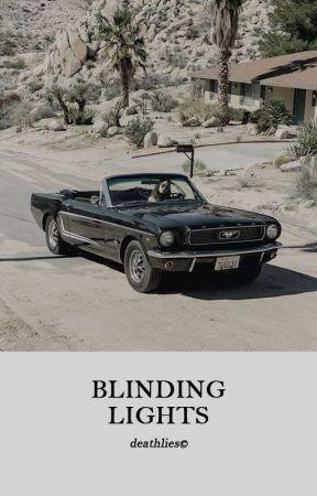 BLINDING LIGHTS | STEVE HARRINGTON by deathlies
