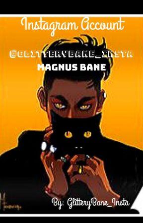 My Instagram Account: GlitteryBane_Insta ; Magnus Bane by GlitteryBane_Insta