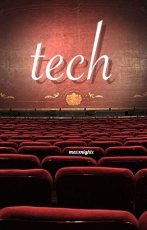 Tech    OC by goodguymaxx