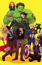 Marvel X Reader One-Shots by ThunderStar0