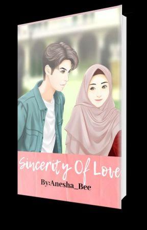 SINCERITY OF LOVE (SUDAH TERBIT) by Anesha_bee