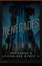 Renegade Oneshots (Nova x Adrian) by 1121bookloverforlife
