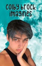 Colby Brock Imagines by annaeverafter19