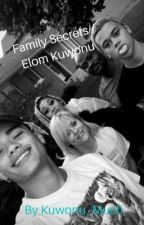 Family Secret//Elom Kuwonu by KINGG_blue