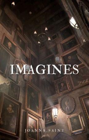 Imagines • Harry Potter • by andromeda_malfoyy