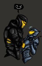 Obsidian Fury x Gipsy Avenger (Pacific Rim) by _LustSans_23