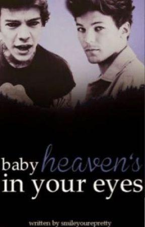 baby heaven's in your eyes (português) by larrysrealbitch_