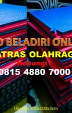 [DISTRIBUTOR] Harga Matras Silat Liwa di Lampung, 0815 4880 7000 by tokoalatbeladiritop