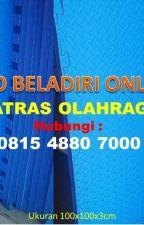 [DISTRIBUTOR] Harga Matras Silat Sukadana di Lampung, 0815 4880 7000 by tokoalatbeladiritop