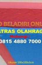 [DISTRIBUTOR] Harga Matras Silat Kotabumi di Lampung, 0815 4880 7000 by tokoalatbeladiritop