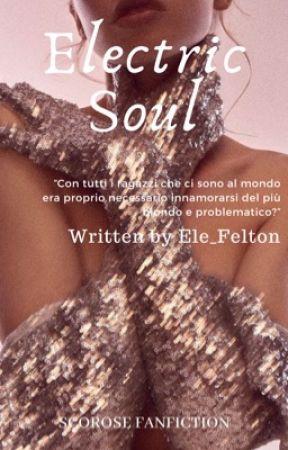 Electric Soul || Scorose  by Ele_Felton