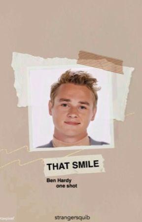 That Smile (Ben Hardy) by strangersquib