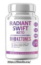 Radiant Swift Keto Reviews by whitleyellis