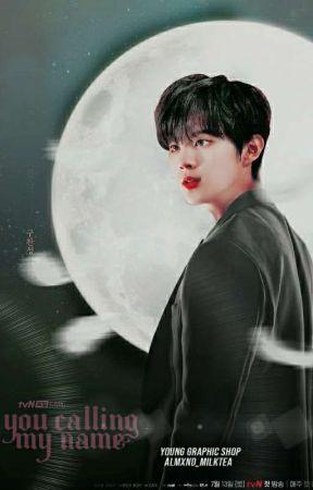 [C] You Calling My Name    Kim Wooseok by ruizzat