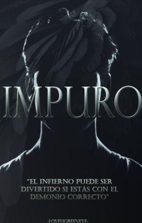 IMPURO by loveugreeneye