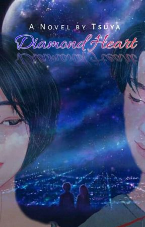 Diamond Heart by clawers012