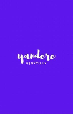 yandere by joyyilly