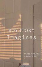 BOYSTORY Imagines  by CinnamonGumDrops