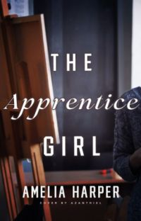 The Apprentice Girl // Book 3 in the Rosie Grey series cover