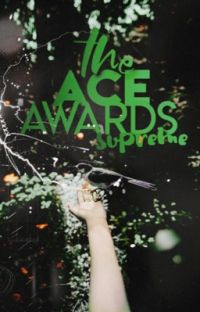 THE ACE AWARDS SUPREME    OPEN cover