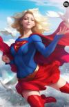 My kryptonian daughter (technically complete but is being rewritten) cover