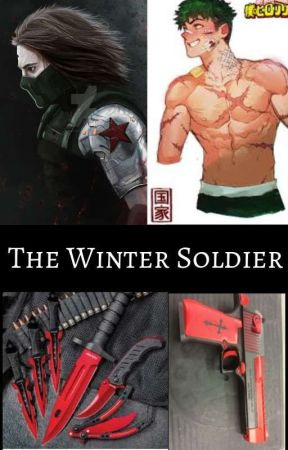 The Winter Soldier by deku_4_life