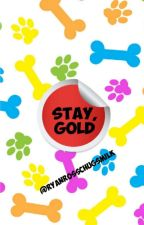 Stay, Gold by ryansnortscheezwhiz