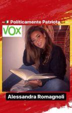 """""""Políticamente Patriota"""" - Alessandra Romagnoli by itsspanishgirl"""