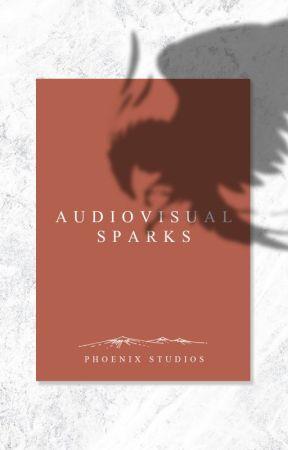 Audiovisual Sparks. by MyPhoenixStudios