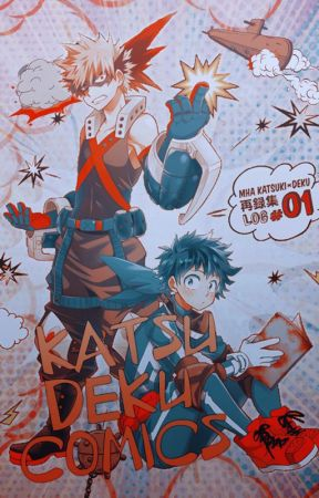 KATSUDEKU COMICS !!! by skoolzitos